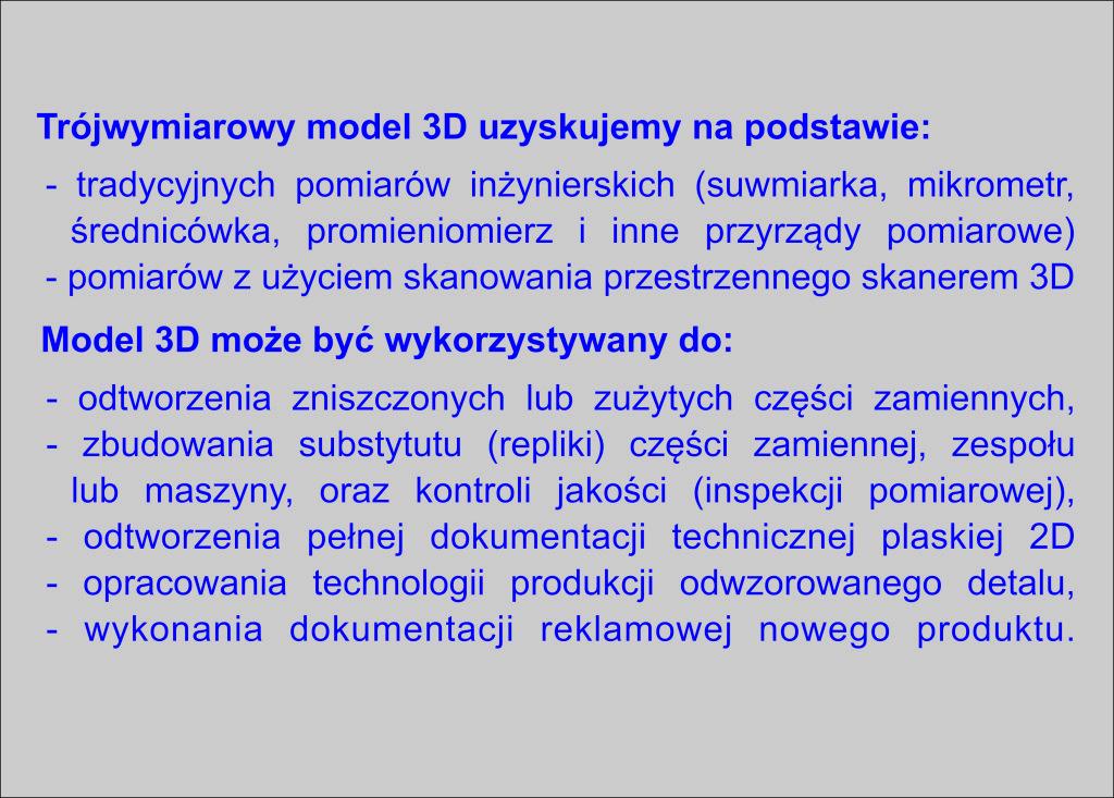 Inżynieria odwrotna 2 opis