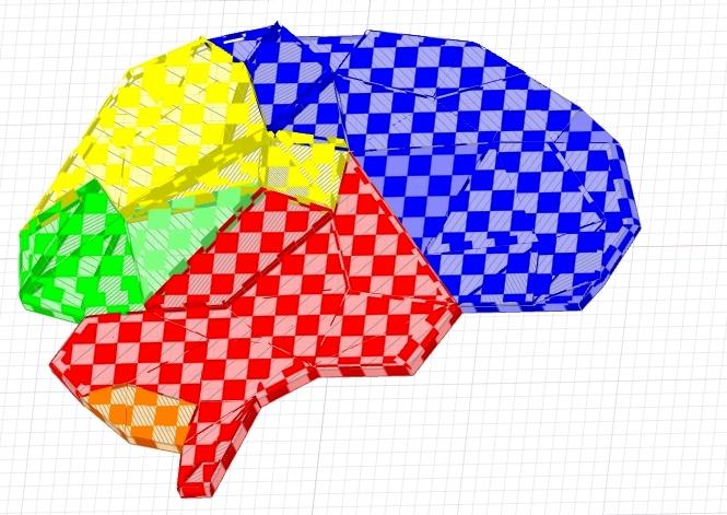 Mózg 3D-analiza