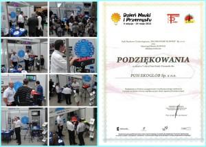 Technopark Gliwice - EKOGLOB zdjęcia i podziękowania
