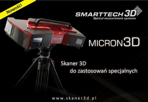 Skaner MICRON3D